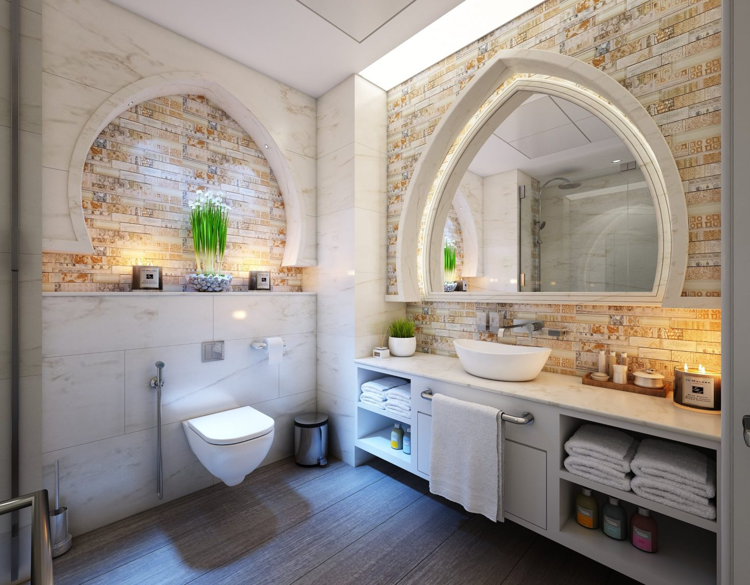 Architecturally Designed Bathroom