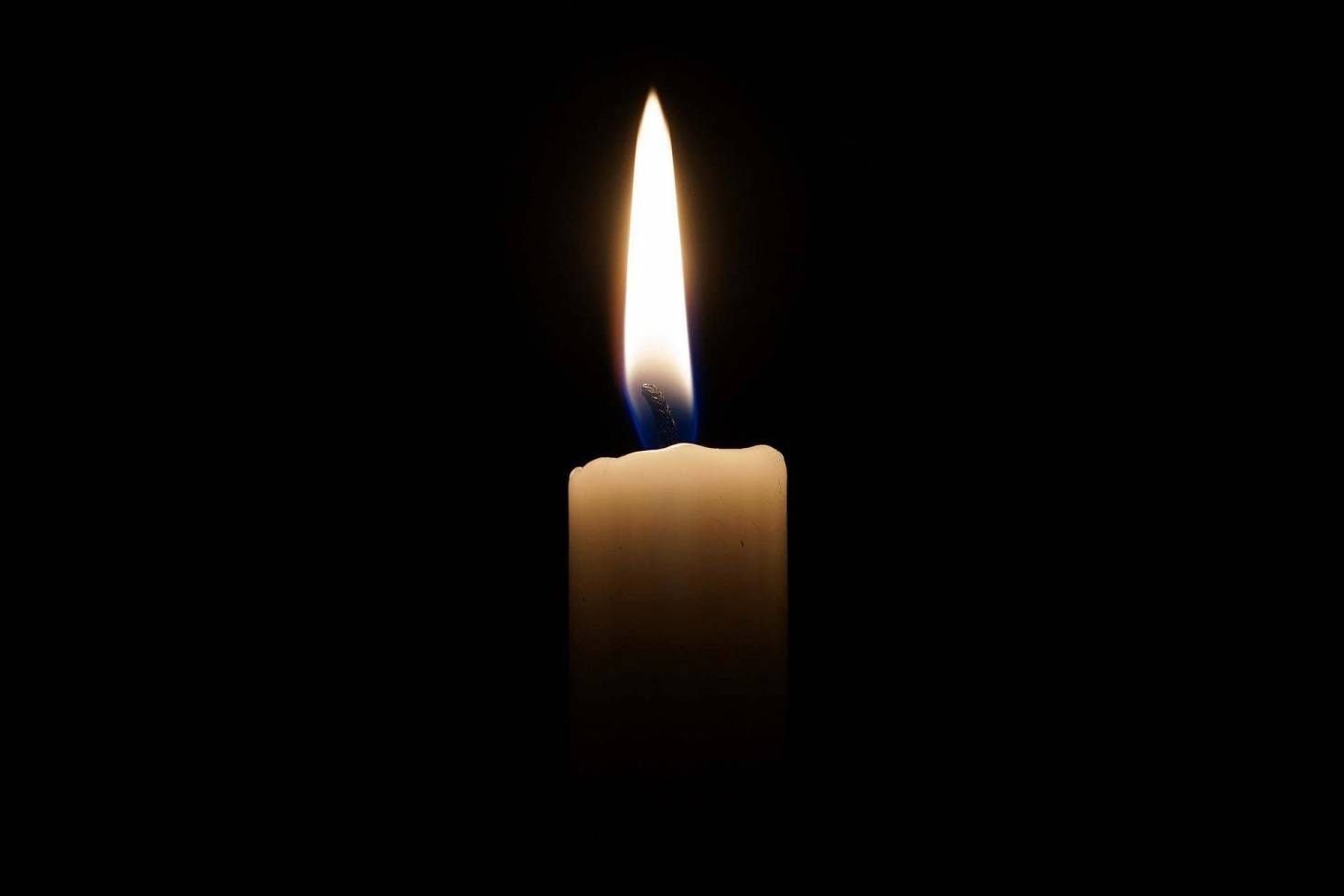 Candle Auction Flame