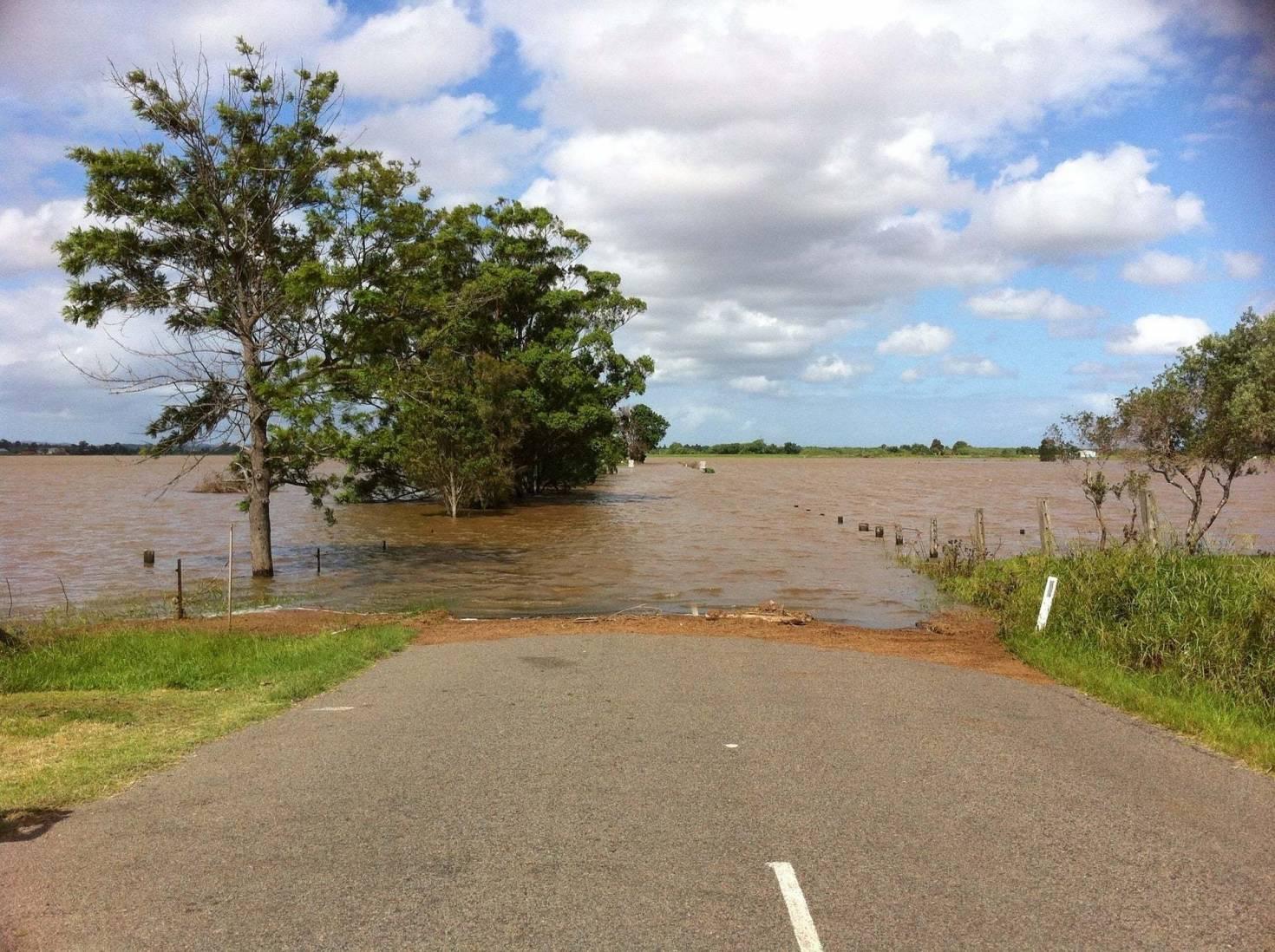 A Farm Flood