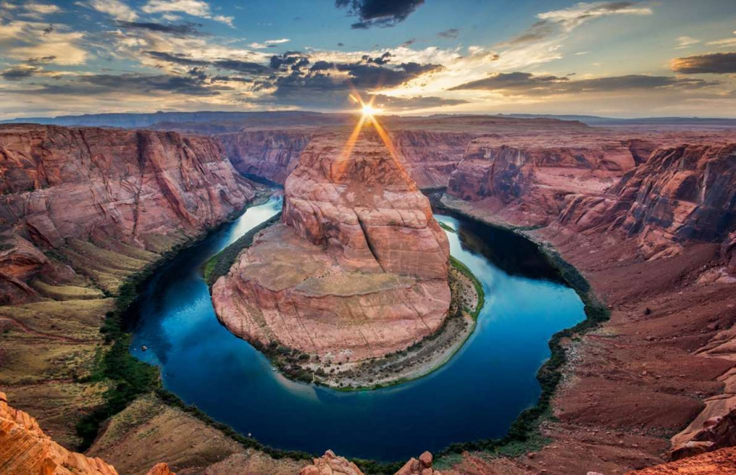 Horseshoe Bend in Grand Canyon