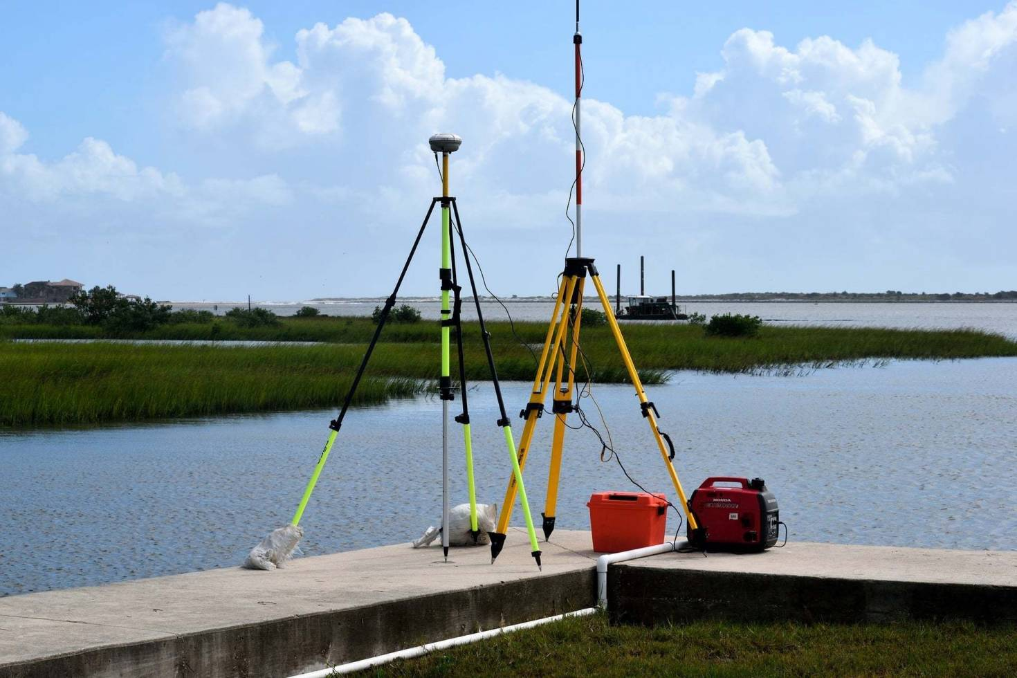 Land Survey Equipment