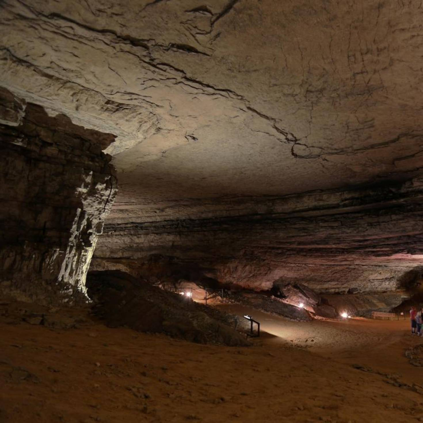 Rafinesque Hall in Mammoth Cave National Park