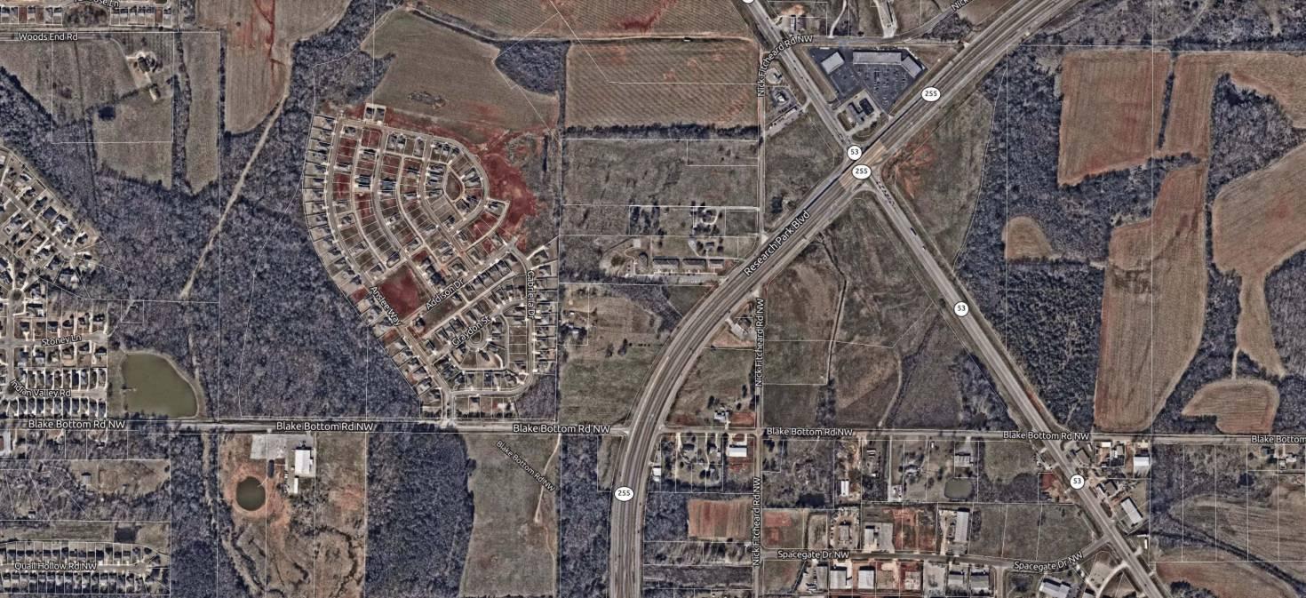 Satellite Aerial Image