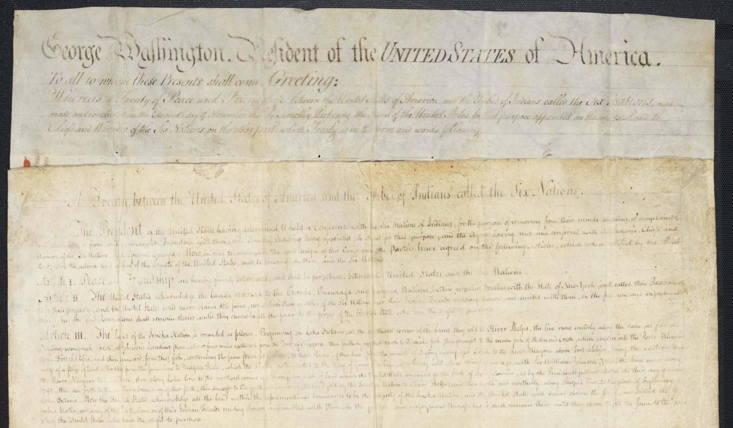 Treaty of Canandaigua