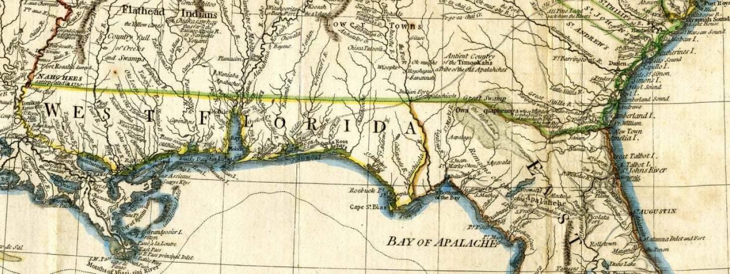 U.S. History Map