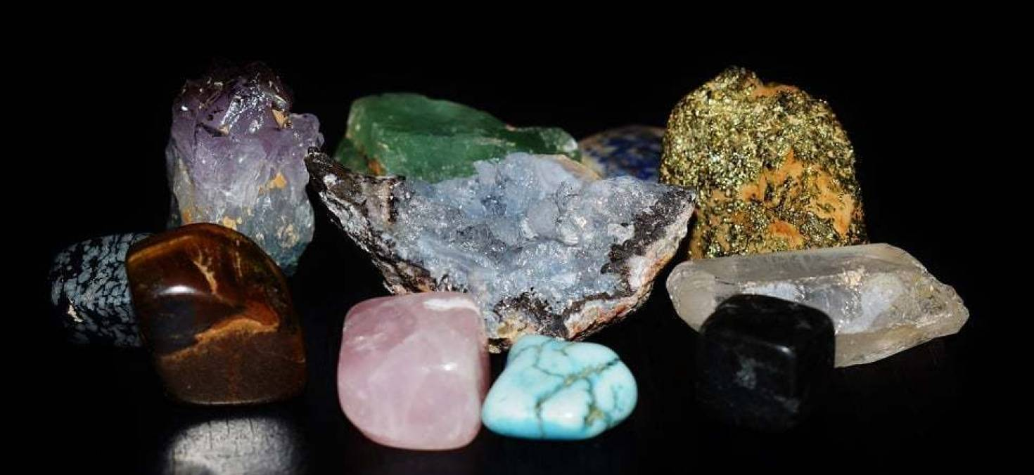 Valuable Minerals