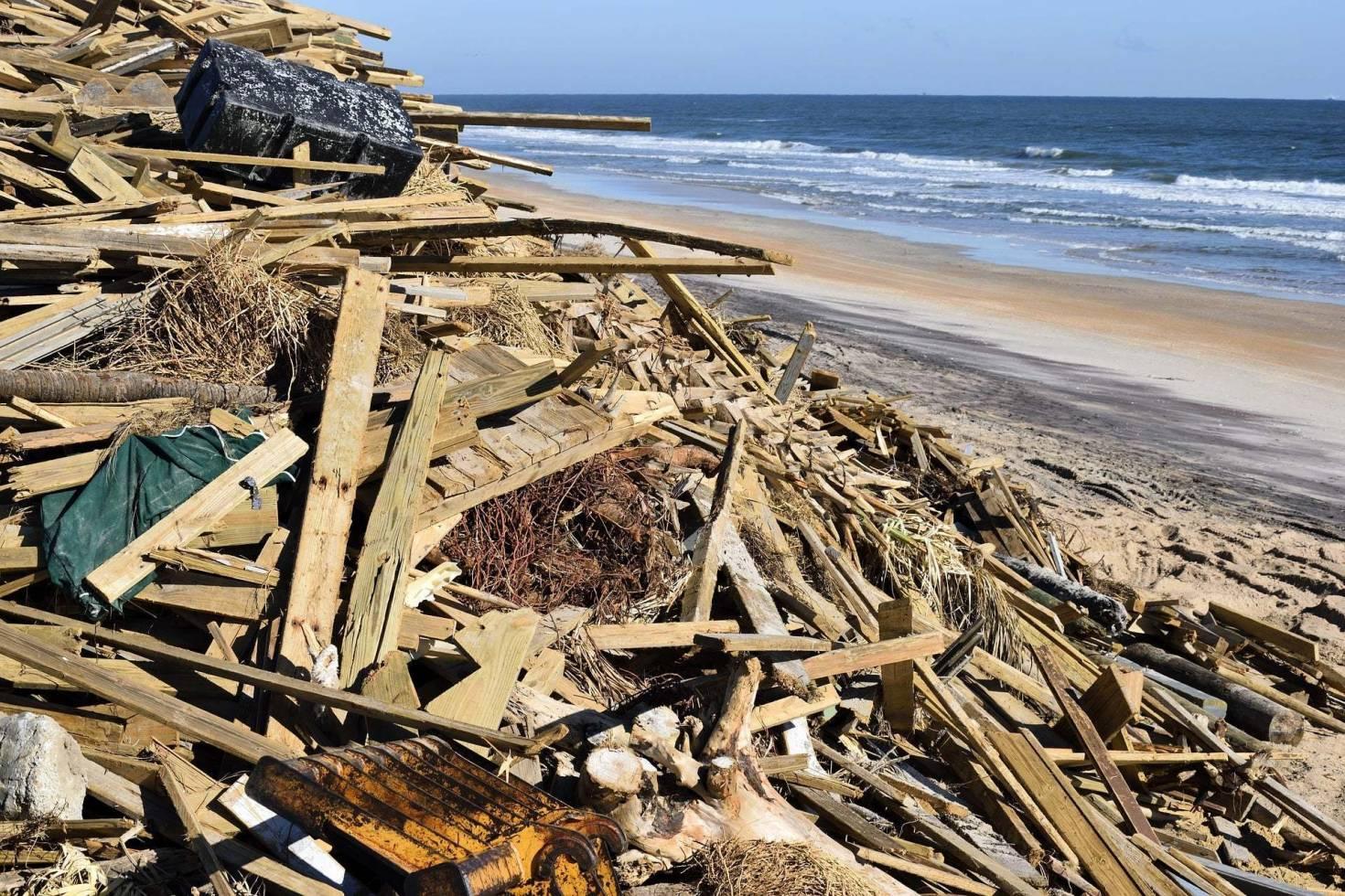 Beachfront Water Damage
