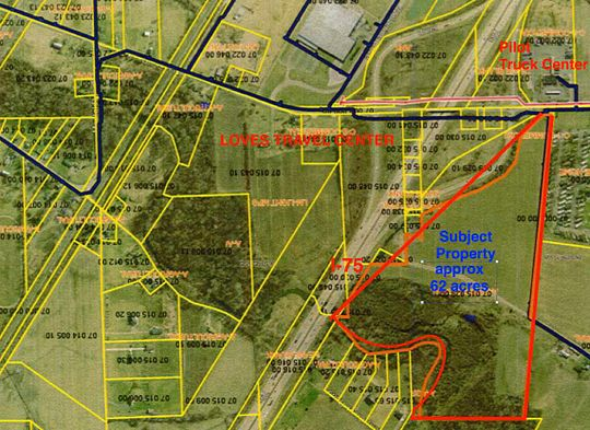 62 Acres of Agricultural Land for Sale in Monroe, Michigan