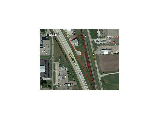 3.3 Acres of Commercial Land for Auction in Sioux City, Iowa