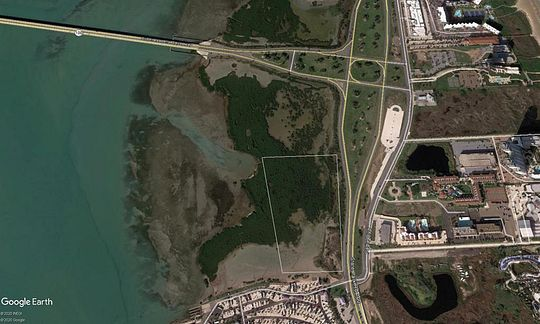12 Acres of Land for Sale in South Padre Island, Texas