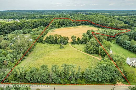 23.4 Acres of Agricultural Land for Sale in Cream Ridge, New Jersey