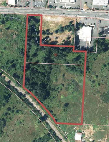 8.1 Acres of Commercial Land for Sale in Graham, Washington
