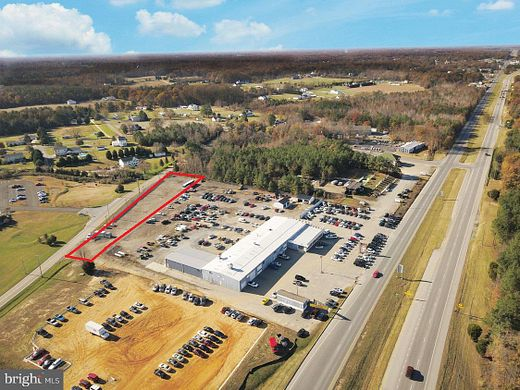 1 Acre of Improved Commercial Land for Lease in Mechanicsville, Maryland