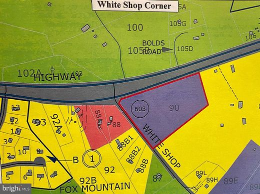 10 Acres of Commercial Land for Sale in Culpeper, Virginia
