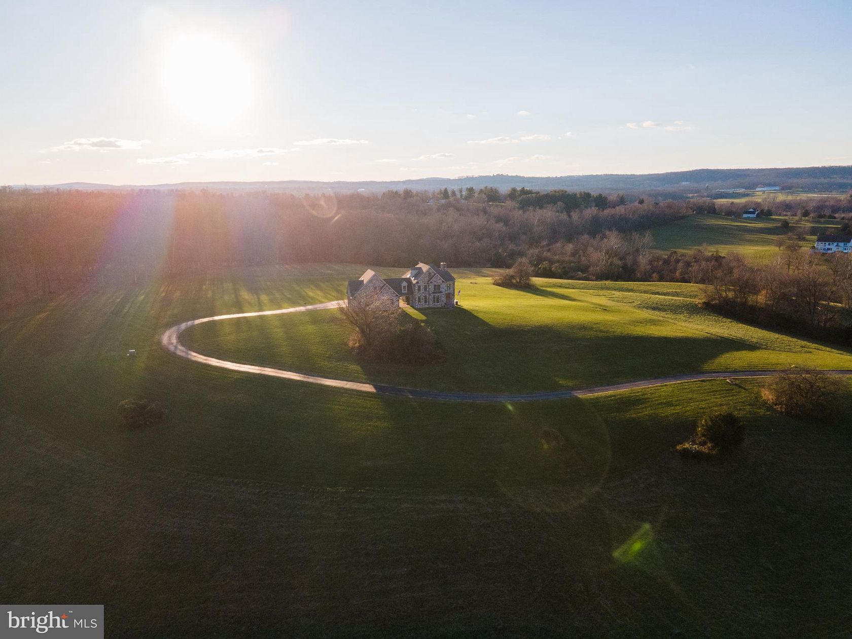 36.7 Acres of Land & Home for Sale in Leesburg, Virginia