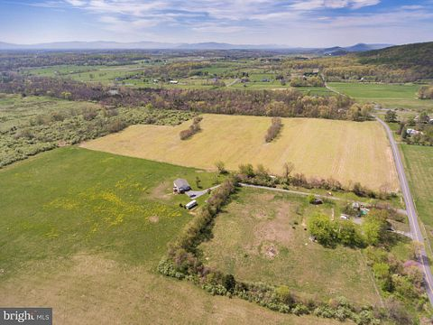 38.5 Acres of Agricultural Land for Sale in Winchester, Virginia