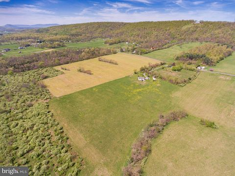 50.7 Acres of Agricultural Land for Sale in Winchester, Virginia