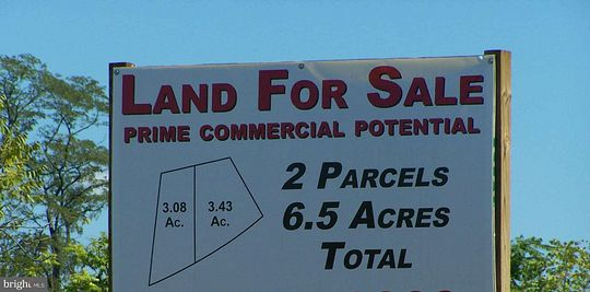 6.5 Acres of Improved Commercial Land for Sale in Winchester, Virginia