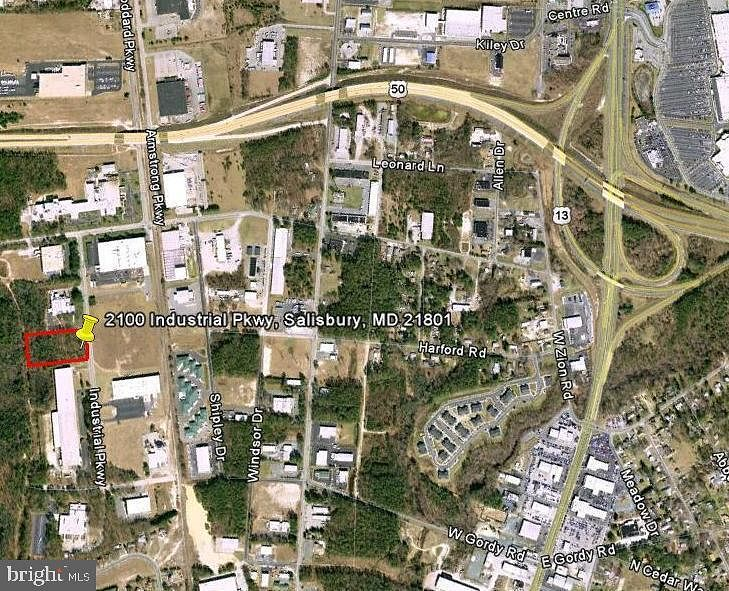 3.4 Acres of Land for Sale in Salisbury, Maryland