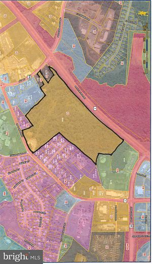 48.9 Acres of Commercial Land for Lease in Bel Air, Maryland
