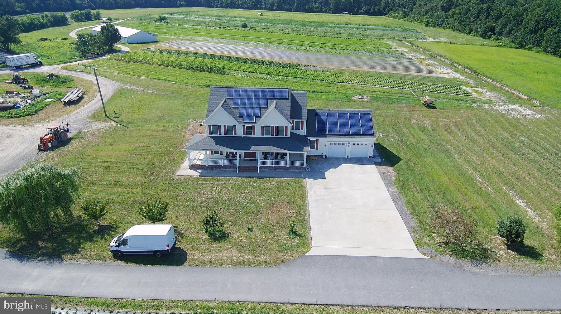 51 Acres of Improved Mixed-Use Land for Sale in Seaford, Delaware