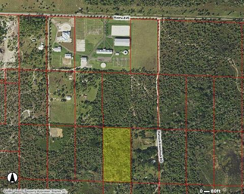 5 Acres of Residential Land for Sale in Naples, Florida