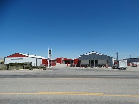 3.1 Acres of Improved Commercial Land for Sale in Lewistown, Montana