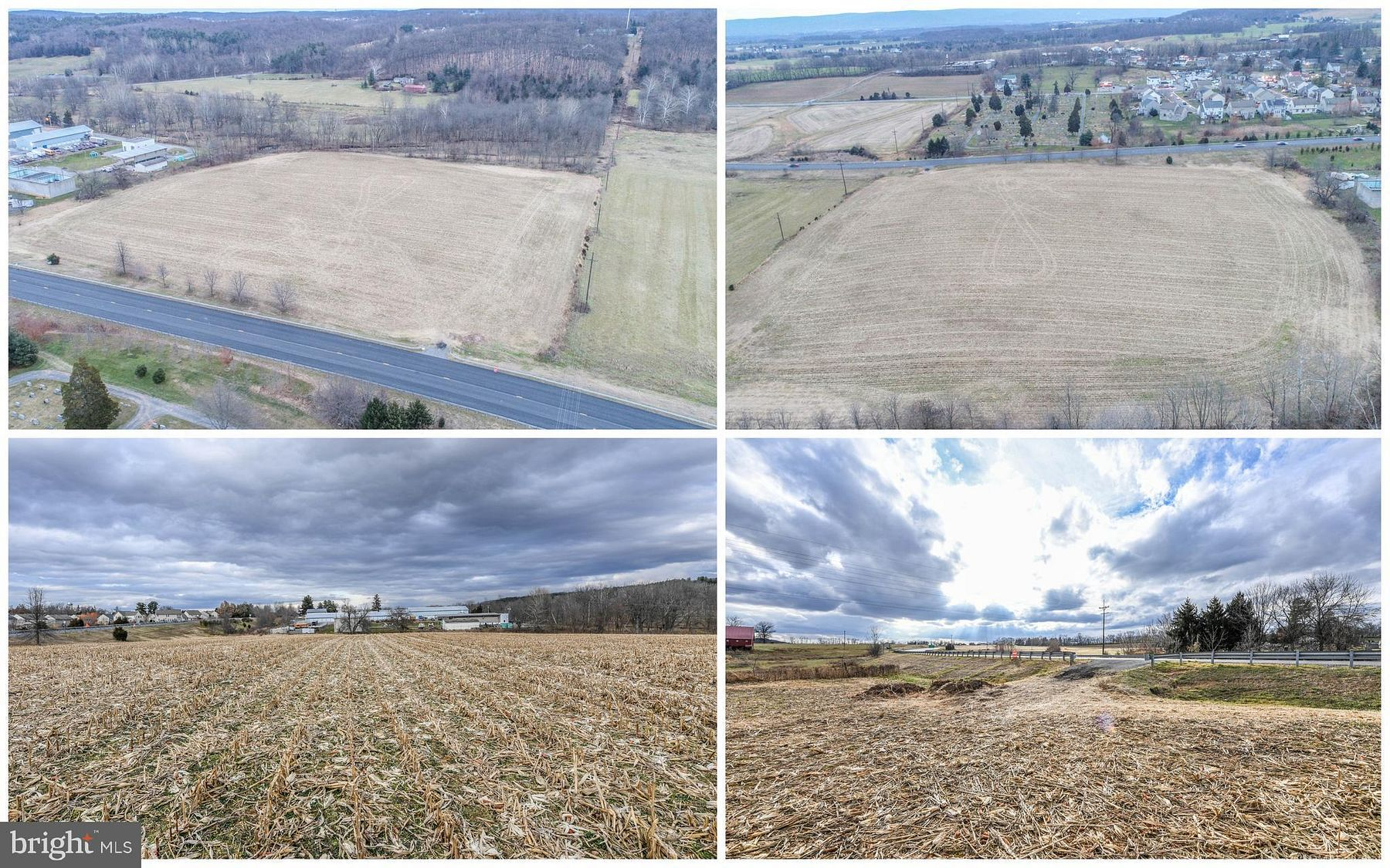 8.9 Acres of Commercial Land for Sale in Woodsboro, Maryland