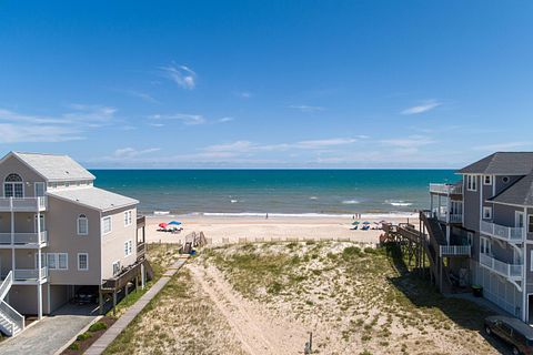 0.94 Acres of Residential Land for Sale in North Topsail Beach, North Carolina