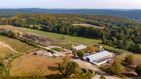 505 Acres of Agricultural Land & Home for Sale in North Stonington, Connecticut