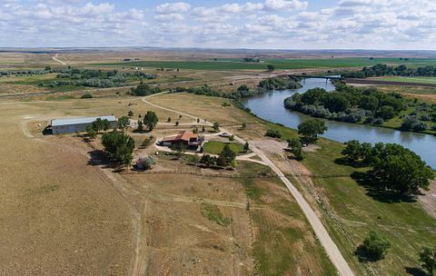 33 Acres of Agricultural Land & Home for Sale in Douglas, Wyoming