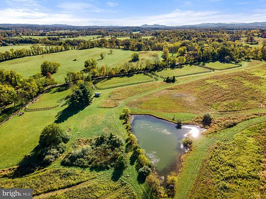 95.6 Acres of Land for Sale in Round Hill, Virginia