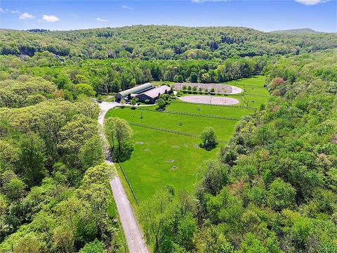 30 Acres of Agricultural Land & Home for Sale in Southeast Town, New York