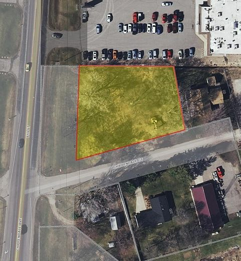 0.62 Acres of Improved Commercial Land for Sale in Farmington, Minnesota