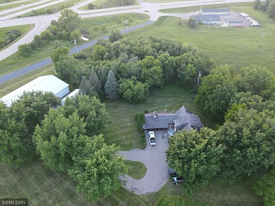 4.1 Acres of Improved Mixed-Use Land for Sale in Troy Town, Wisconsin
