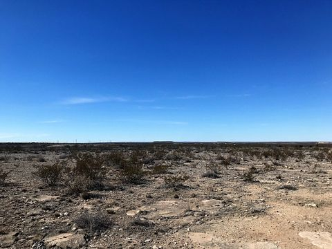 1,964 Acres of Mixed-Use Land for Sale in Fort Stockton, Texas