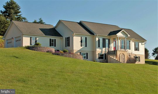 32 Acres of Land & Home for Sale in Warfordsburg, Pennsylvania