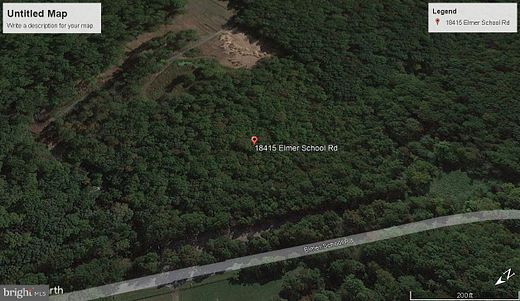 9.8 Acres of Agricultural Land for Sale in Dickerson, Maryland